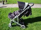 Mamas & Papas Luna Truffle Stroller Plus Extras Used